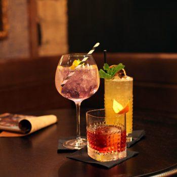 Cocktails at Shhh! in Brisbane