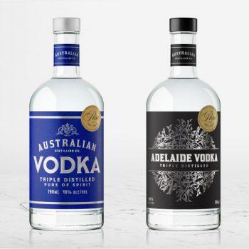 Image for the post Australian Distilling Co. unveil first vodka range